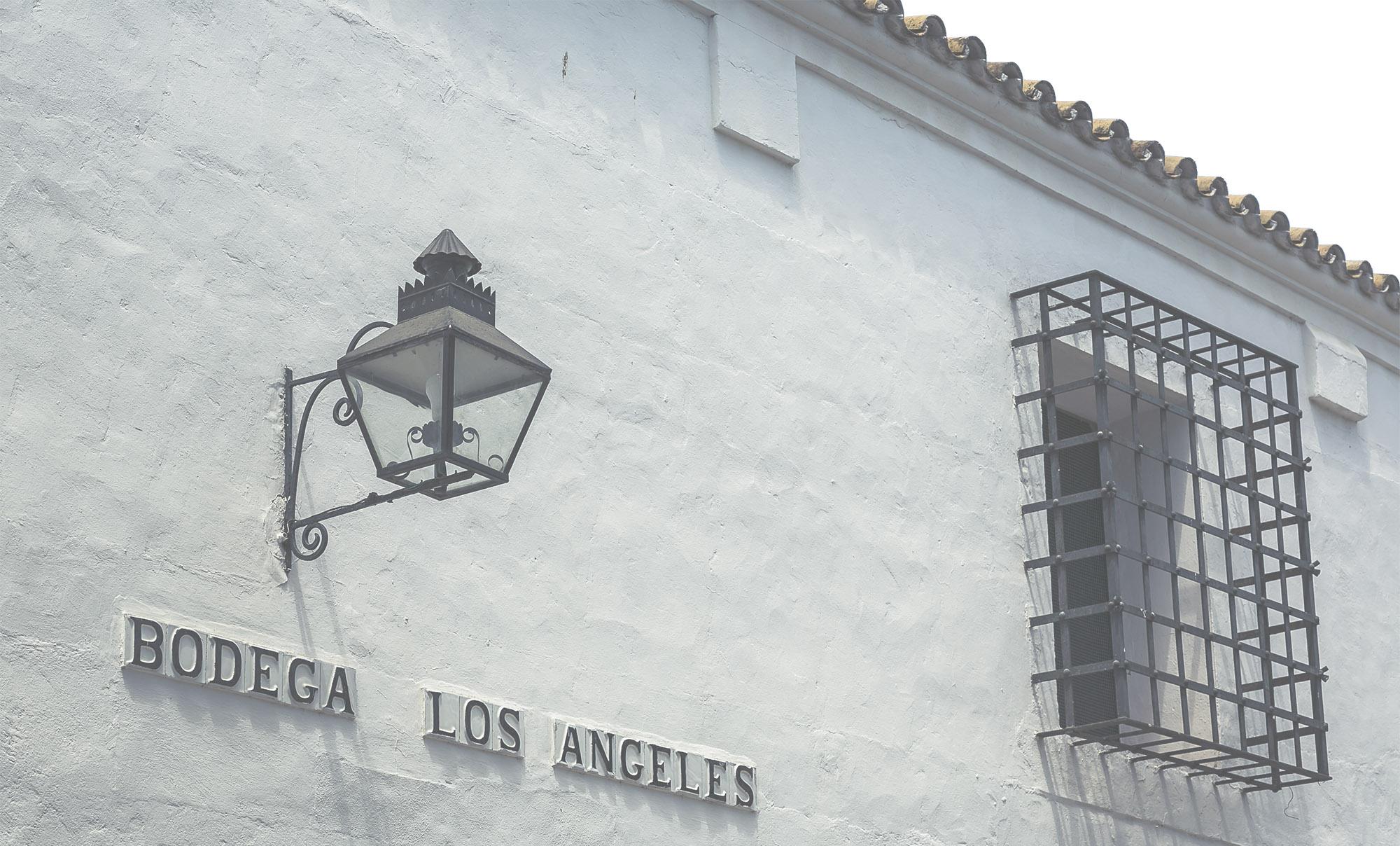 Detalle de la bodega Los Angeles